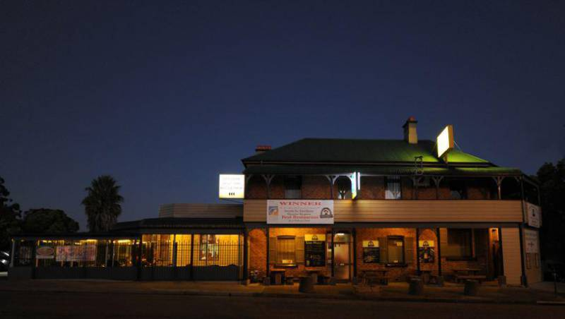 Bushrangers Bar  Brasserie - Accommodation Great Ocean Road