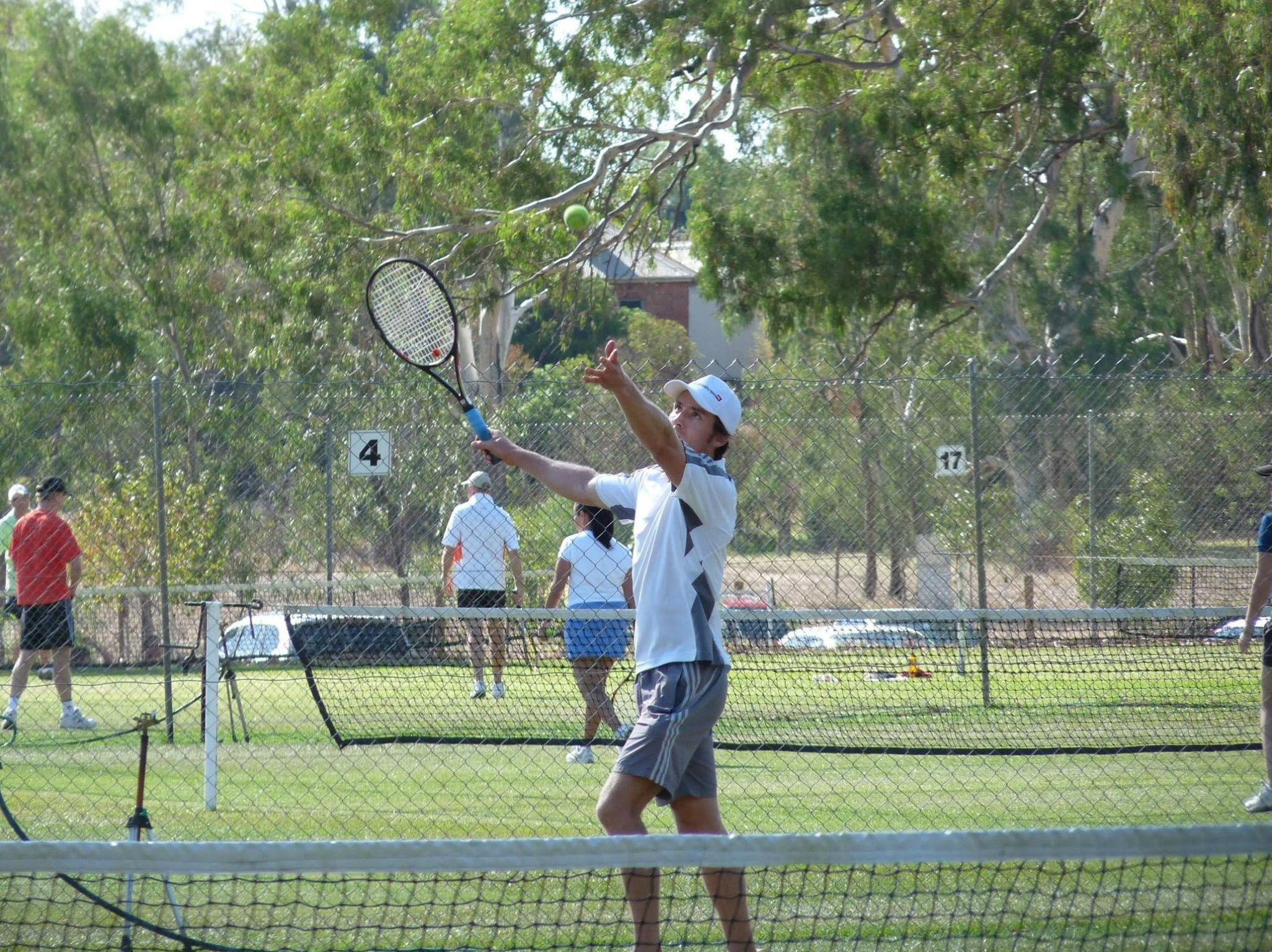 Corowa Easter Lawn Tennis Tournament - Accommodation Great Ocean Road