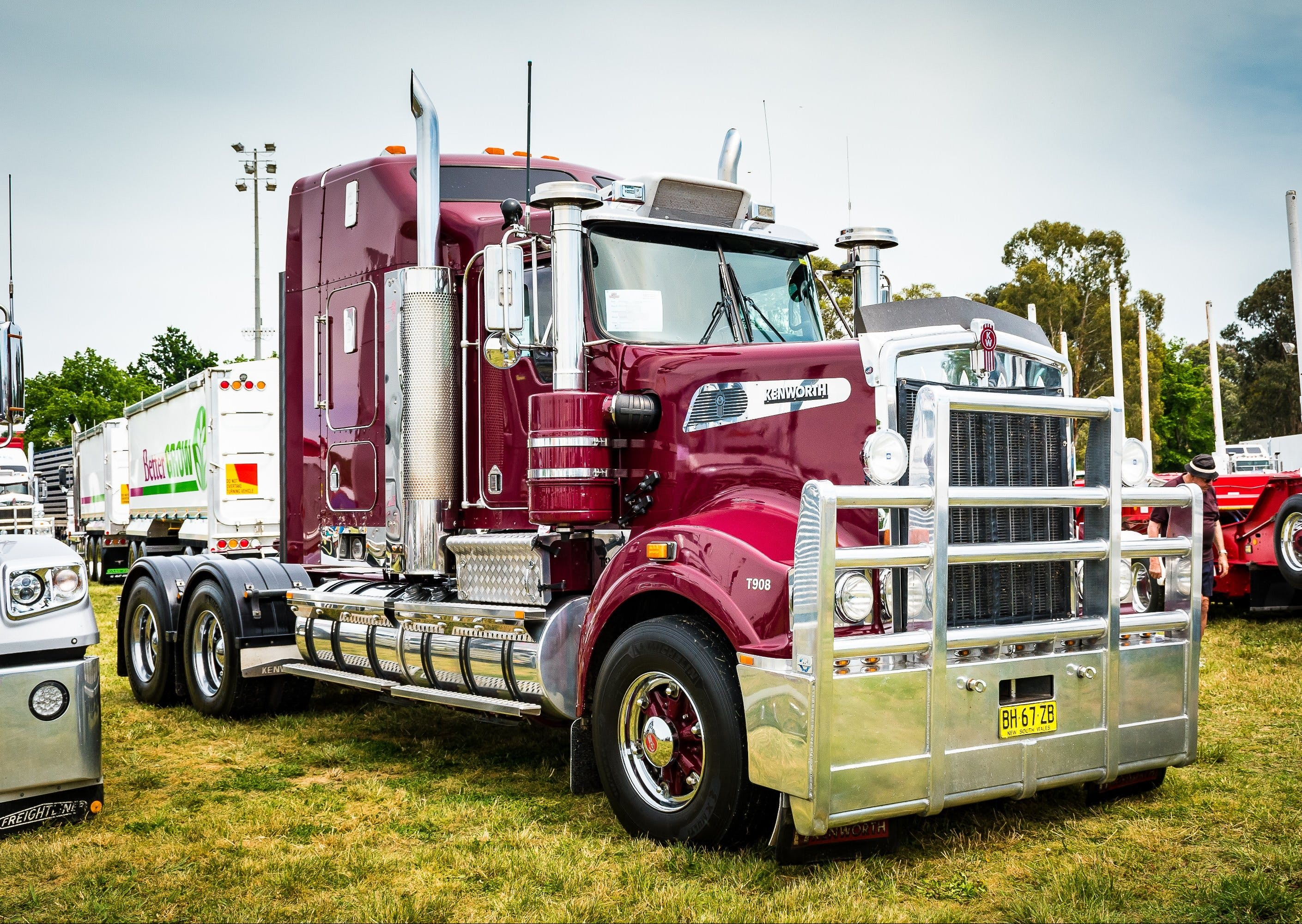 Dane Ballinger Memorial Truck Show - Accommodation Great Ocean Road
