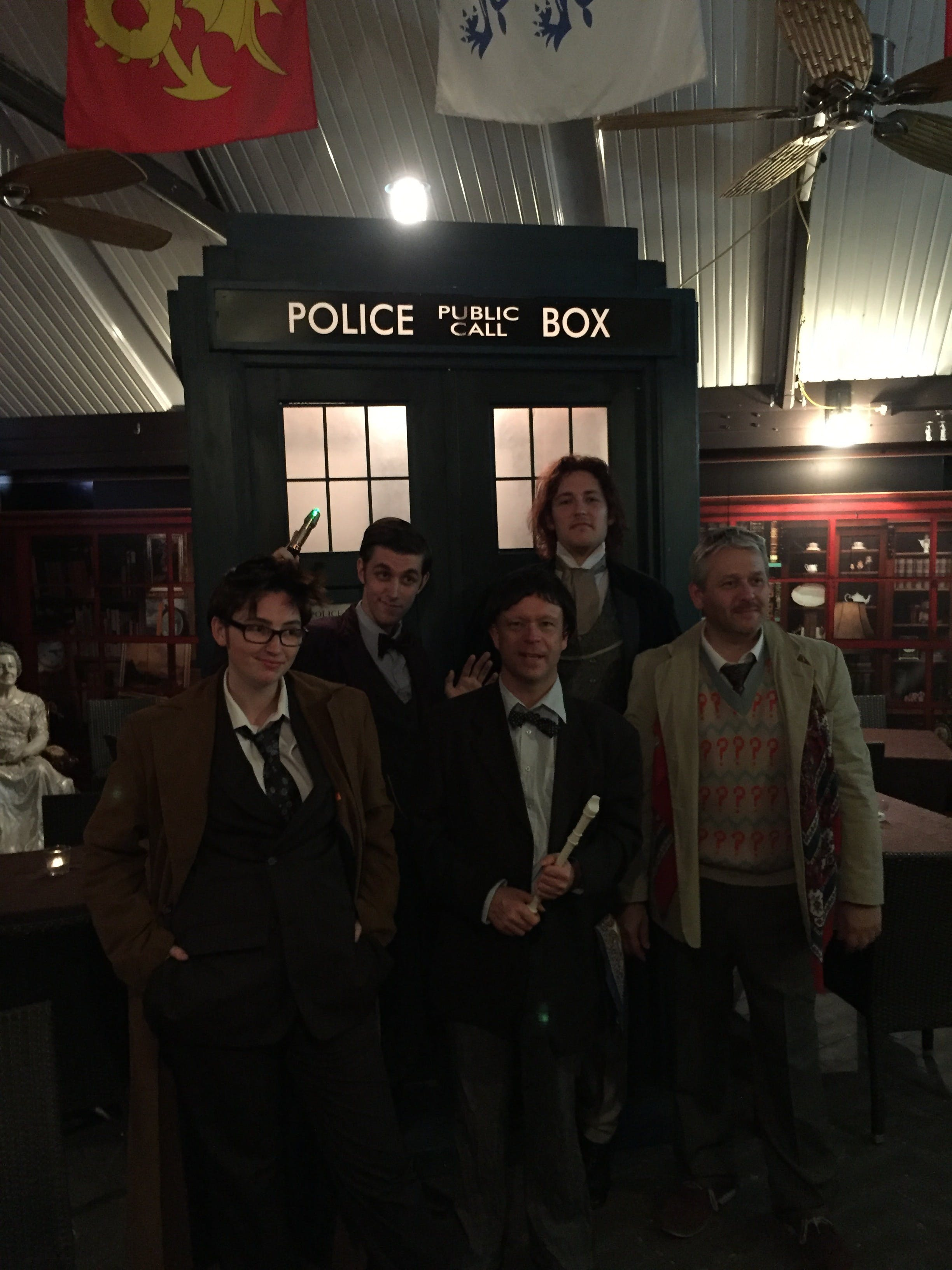 Dr Who Quiz Night - Accommodation Great Ocean Road
