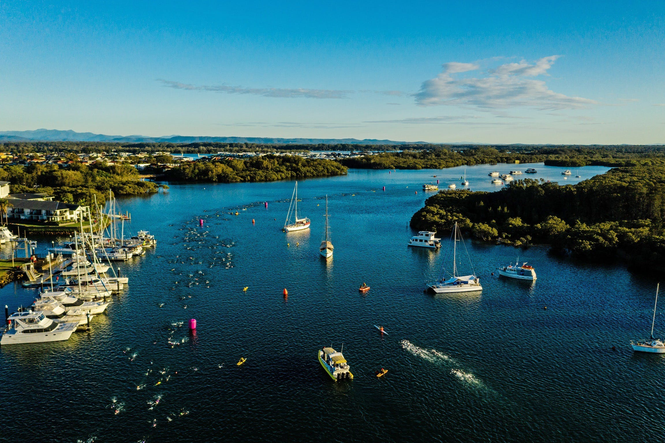 IRONMAN 70.3 Port Macquarie - Accommodation Great Ocean Road