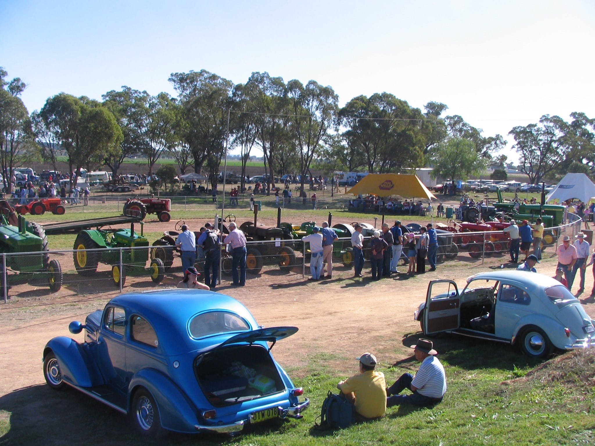 Quirindi Rural Heritage Village - Vintage Machinery and Miniature Railway Rally and Swap Meet - Accommodation Great Ocean Road