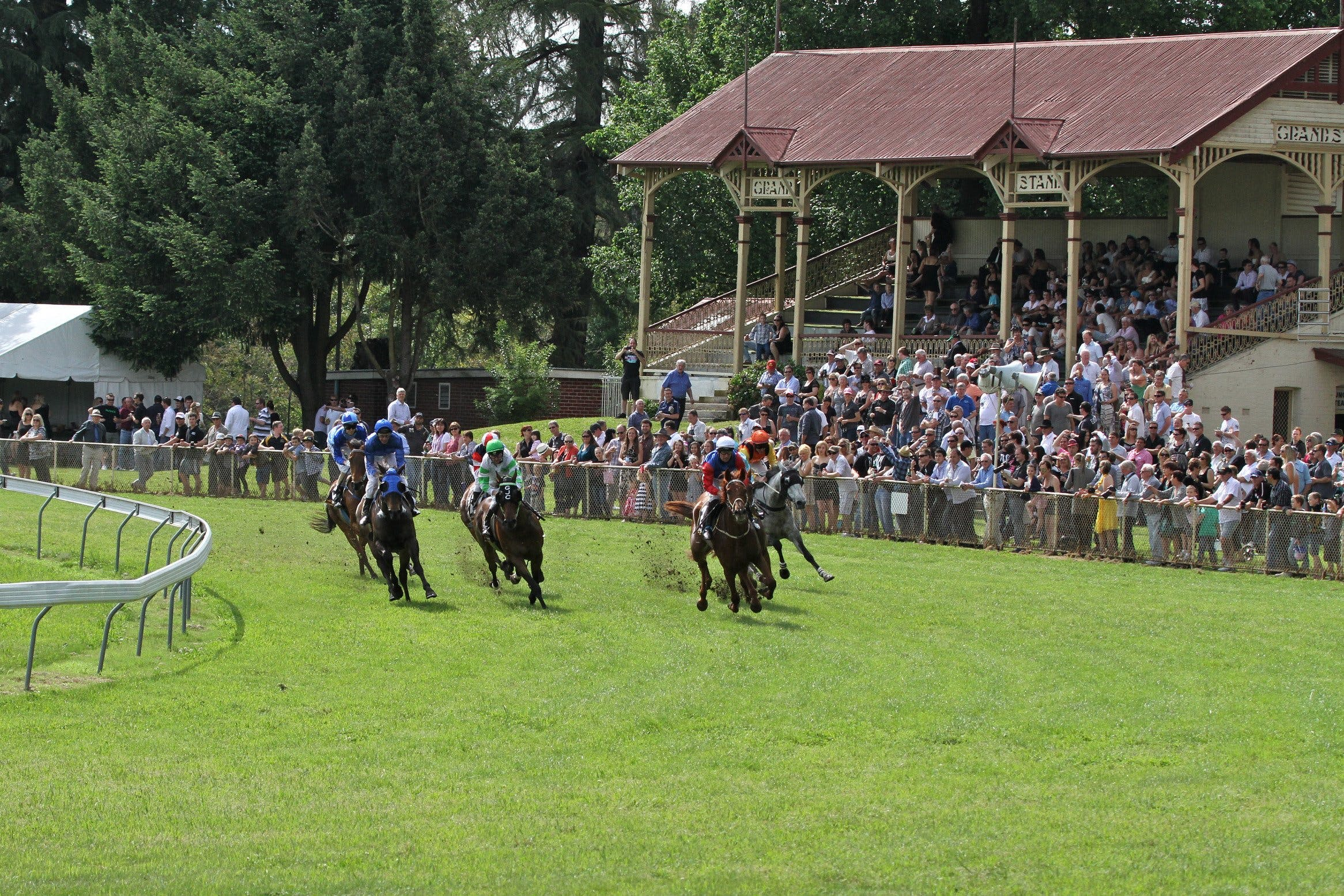 Tumut Derby Day - Accommodation Great Ocean Road