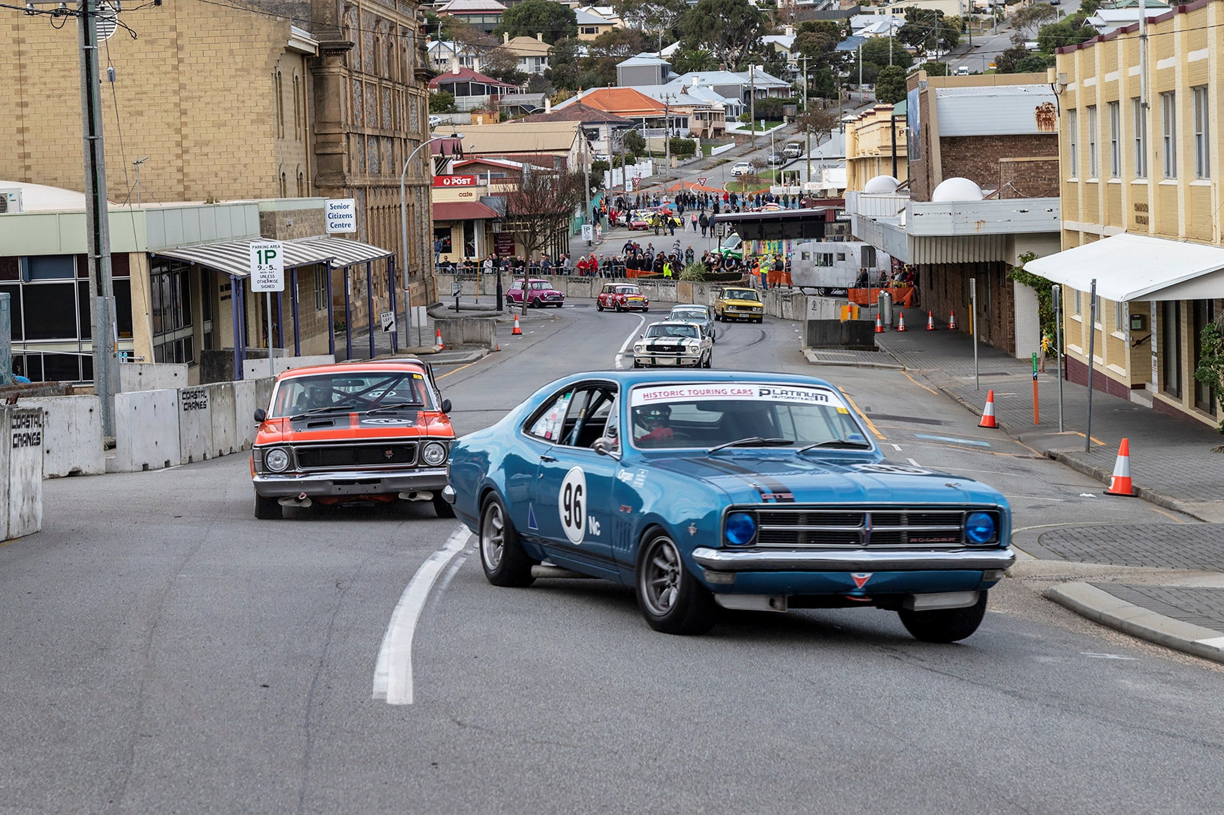 Albany Classic Motor Event - Around the Houses - Accommodation Great Ocean Road