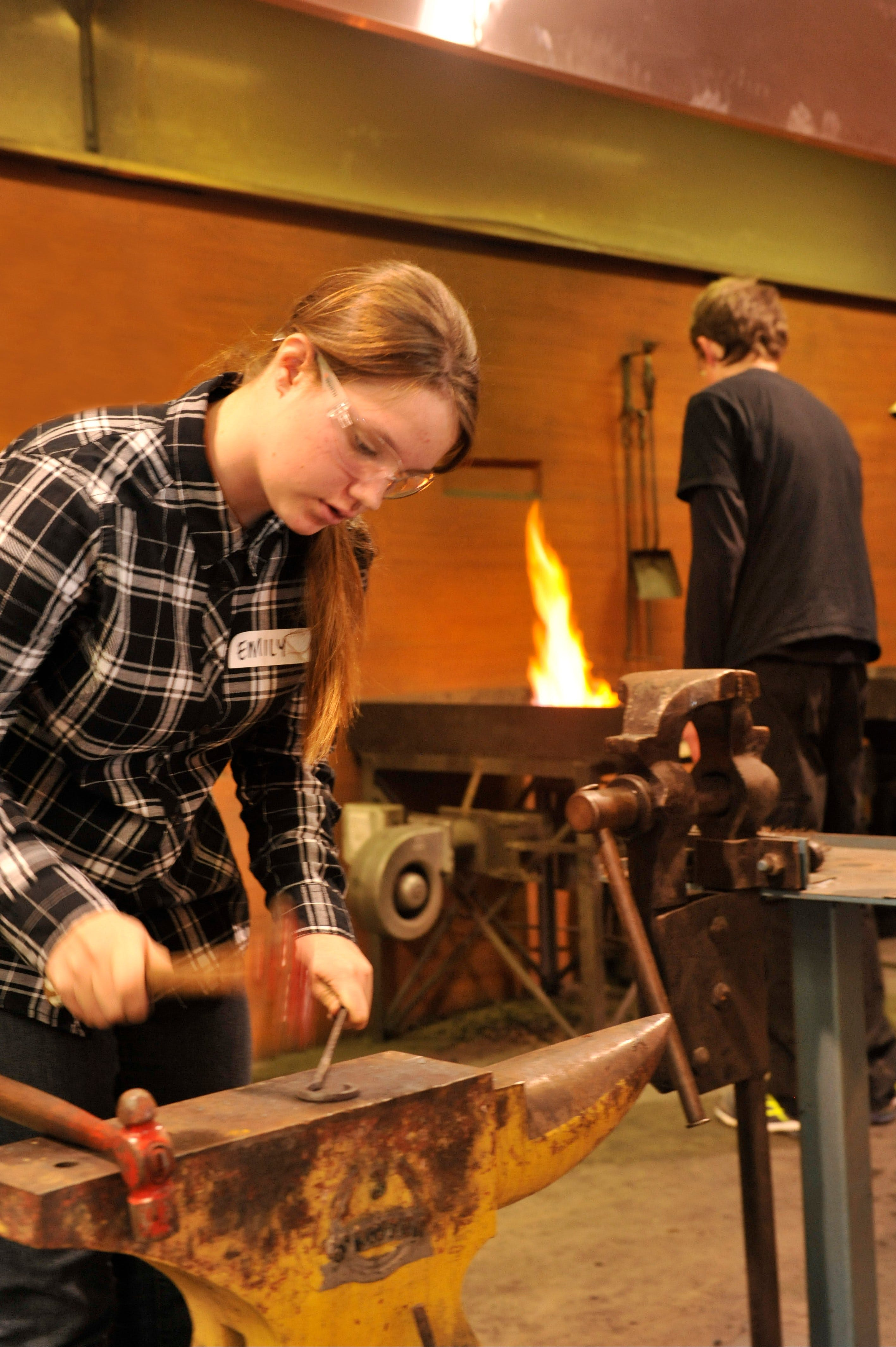 Blacksmithing Teen Workshop - Accommodation Great Ocean Road