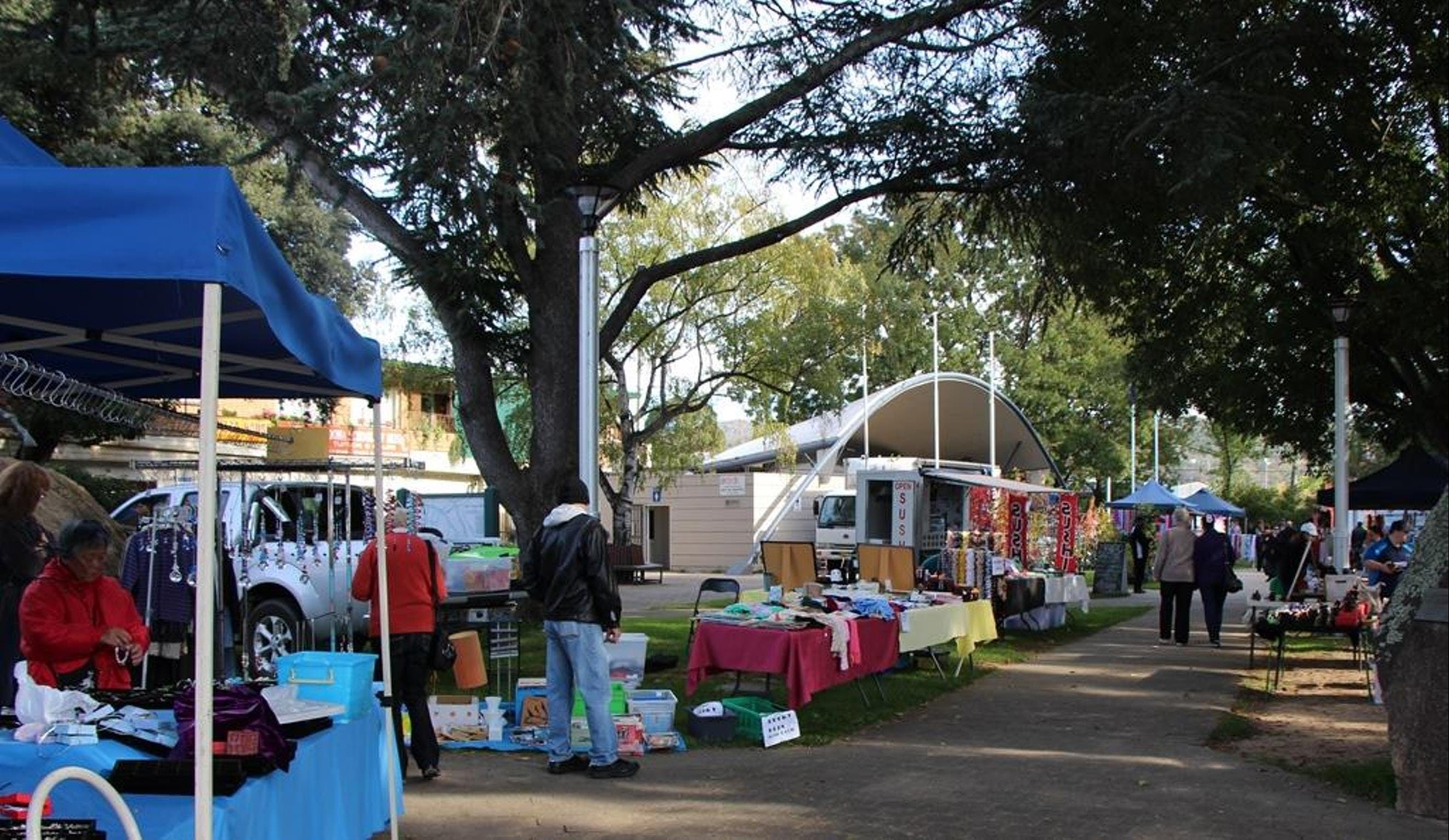 Cooma Rotary Markets - Accommodation Great Ocean Road