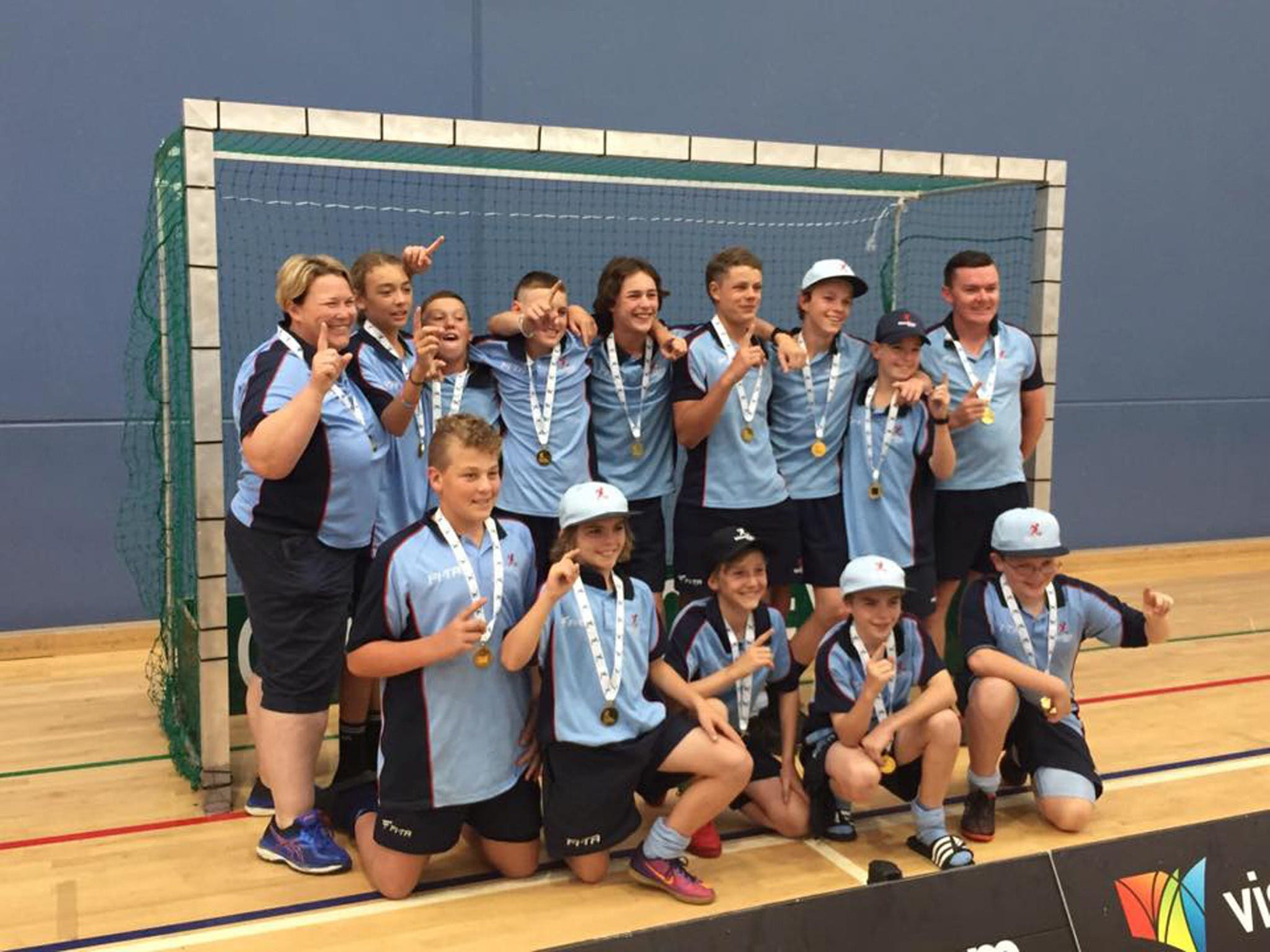 Hockey NSW Indoor State Championship  Under 18 Boys - Accommodation Great Ocean Road