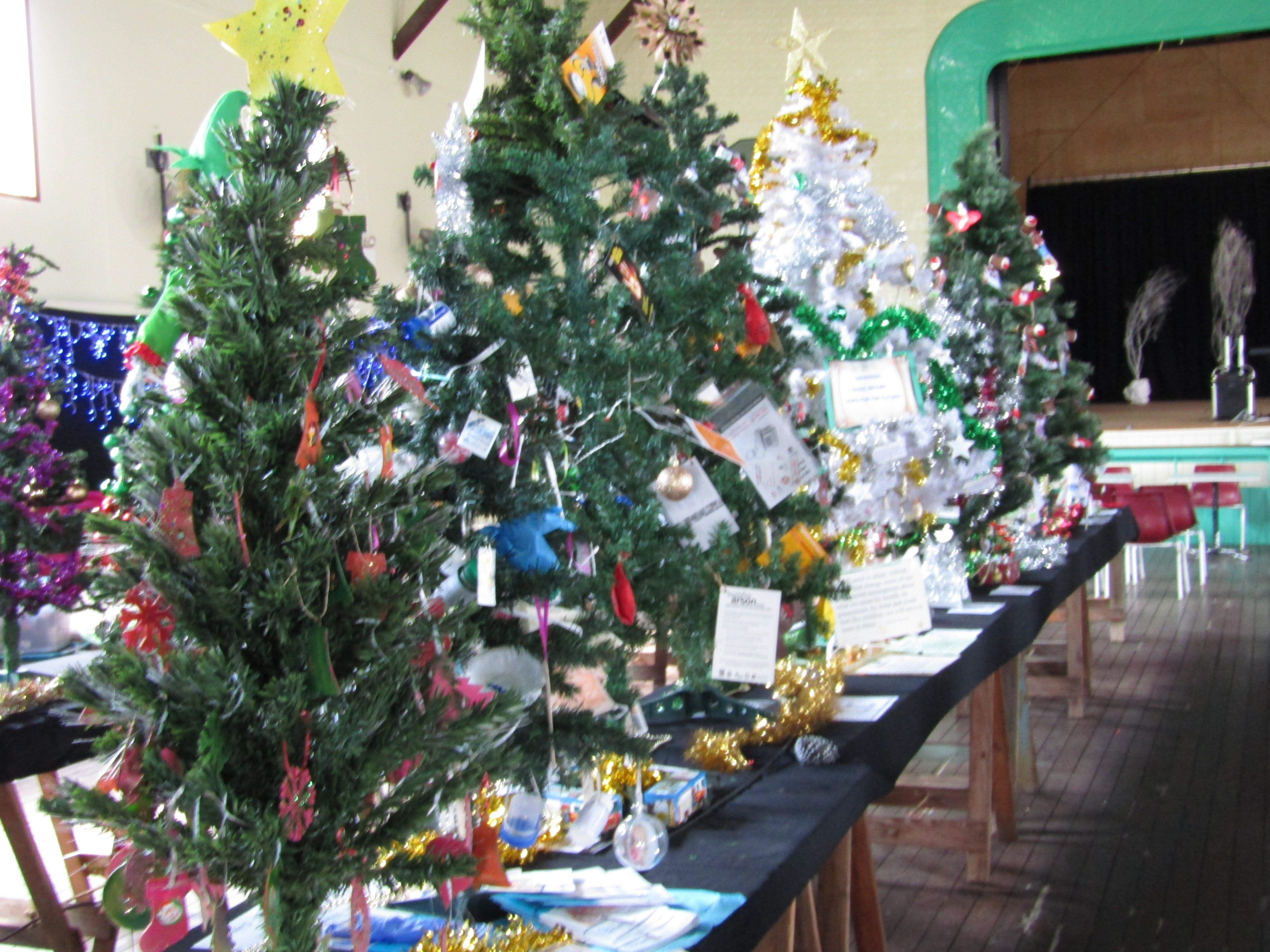 Mount Morgan Christmas Tree Festival - Accommodation Great Ocean Road