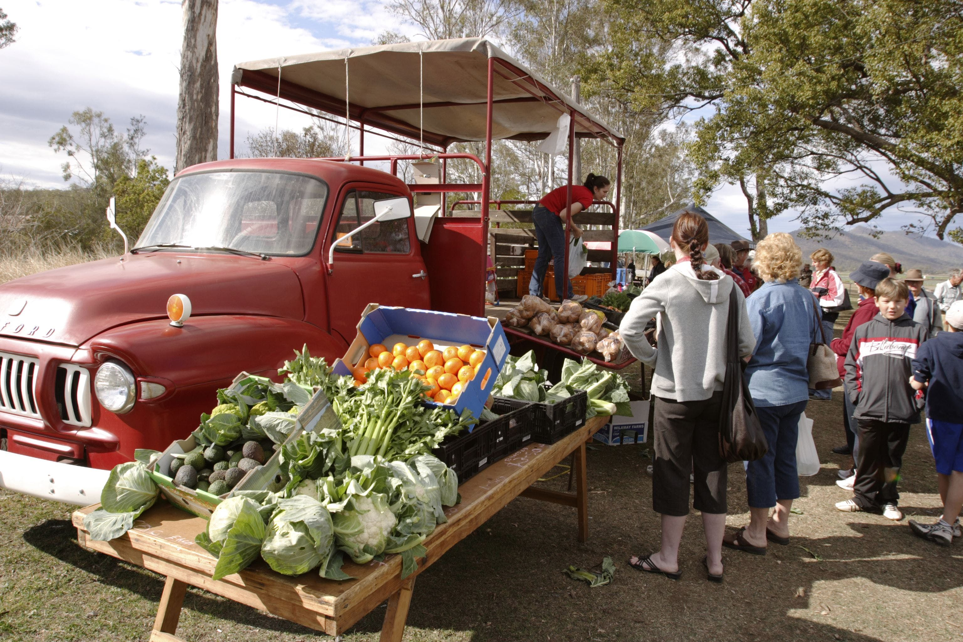 Murphys Creek Markets - Accommodation Great Ocean Road