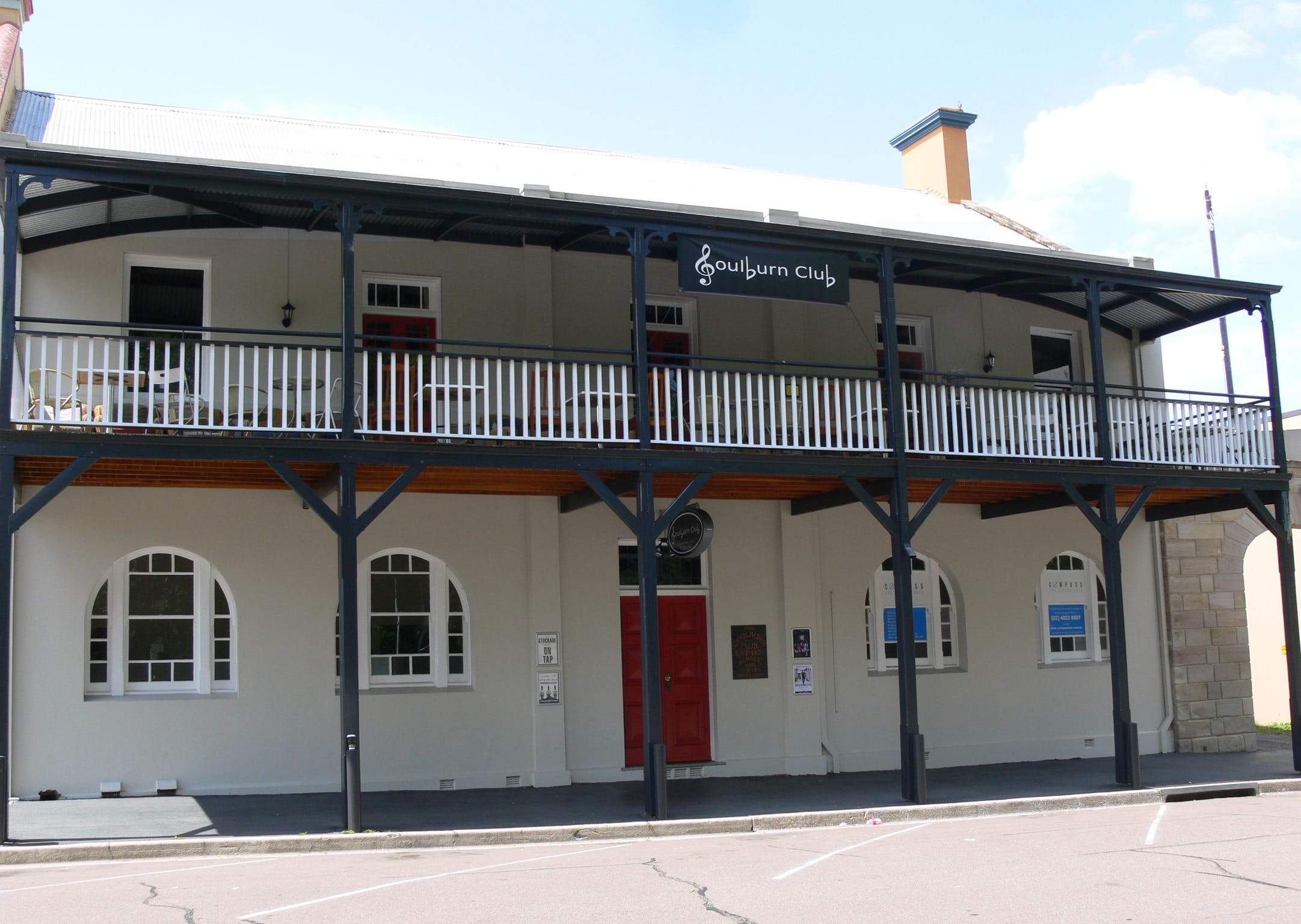 Open Mic Night at the Goulburn Club - Accommodation Great Ocean Road