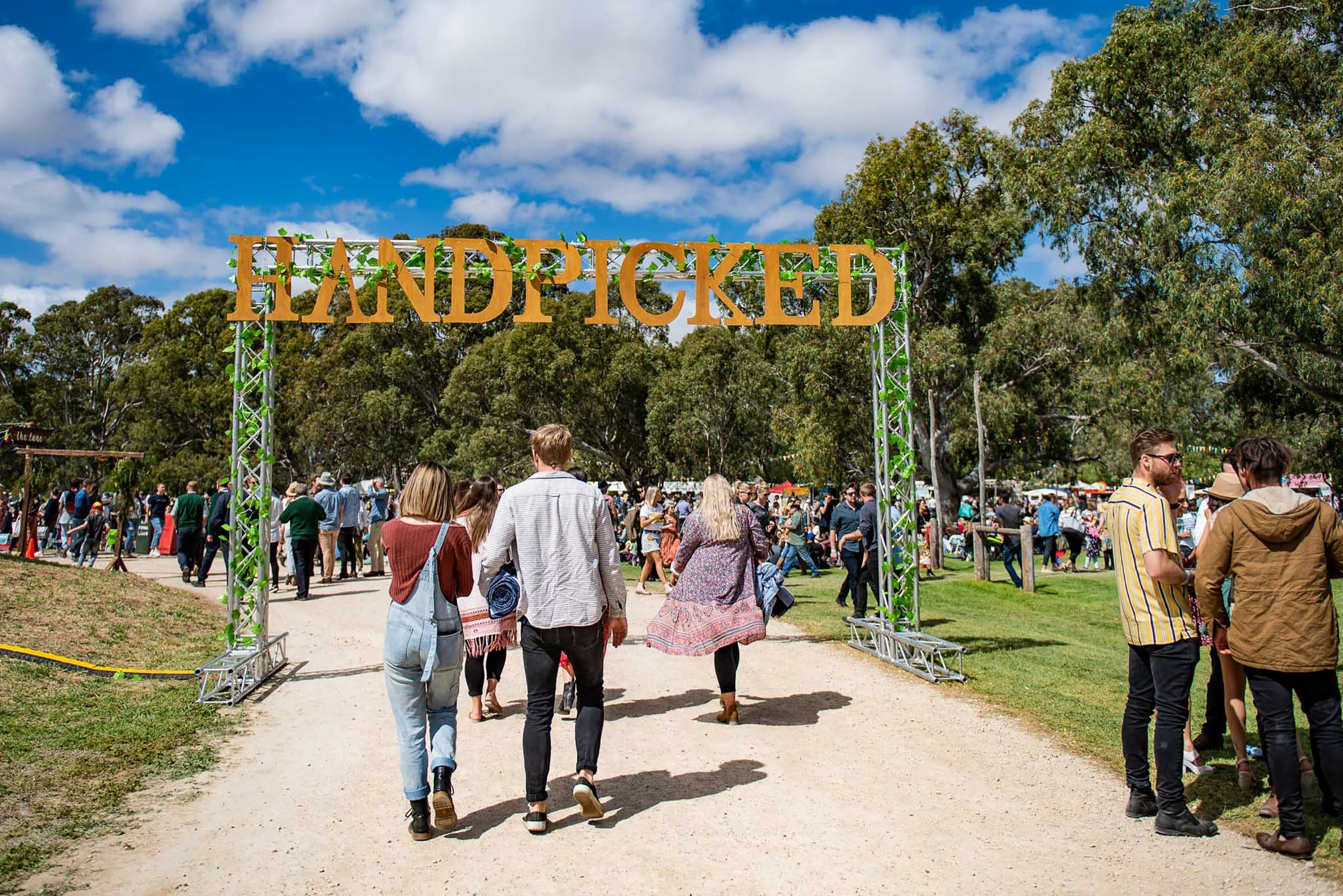 Handpicked Festival - Accommodation Great Ocean Road