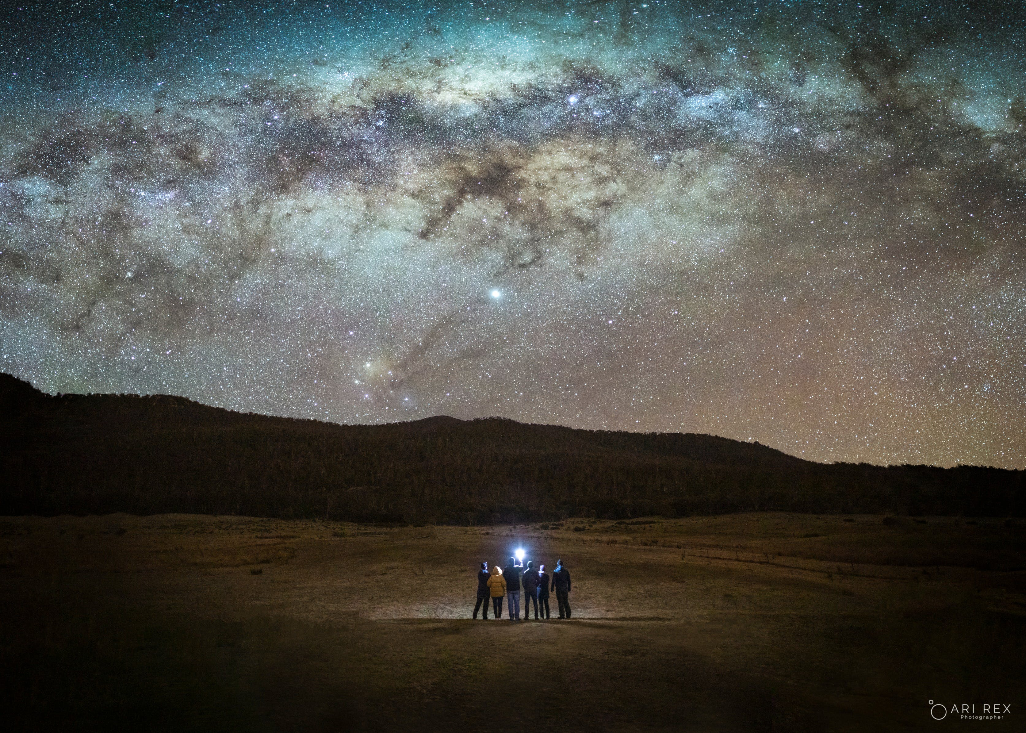 Milky Way Photography Workshop with Ari Rex - Accommodation Great Ocean Road