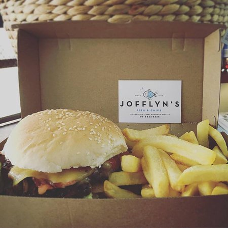Jofflyn's Fish  Chips - Accommodation Great Ocean Road