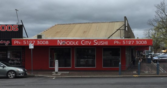 Noodle City  Sushi - Accommodation Great Ocean Road