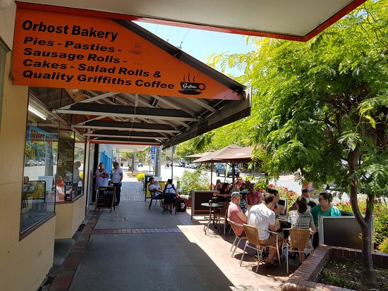 Orbost bakery - Accommodation Great Ocean Road