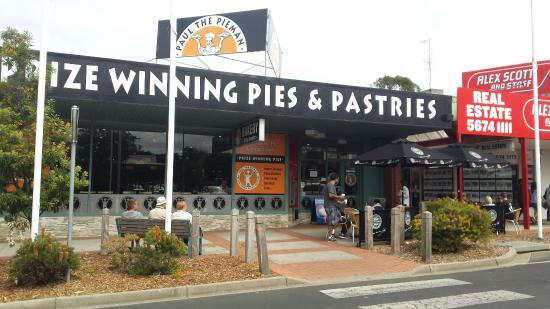 Paul The Pieman Bakery Cafe - Accommodation Great Ocean Road