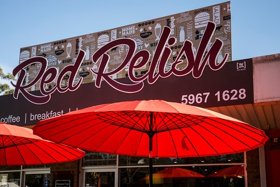 Red Relish Cafe - Accommodation Great Ocean Road