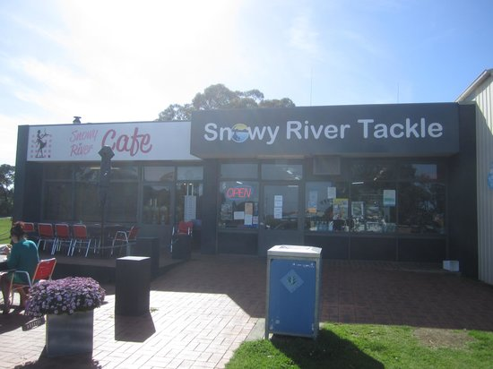 Snowy River Cafe - Accommodation Great Ocean Road