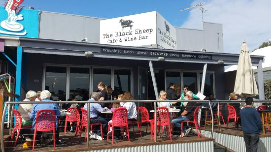 The Black Sheep - Accommodation Great Ocean Road