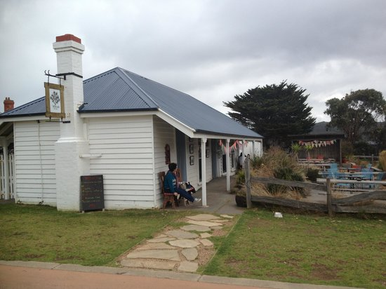 Willows Tea House - Accommodation Great Ocean Road