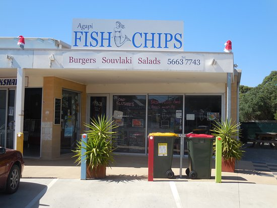 Agapi Fish  Chips - Accommodation Great Ocean Road