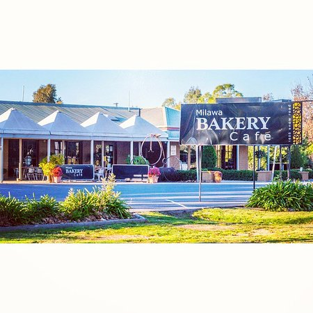 Milawa Bakery Cafe - Accommodation Great Ocean Road