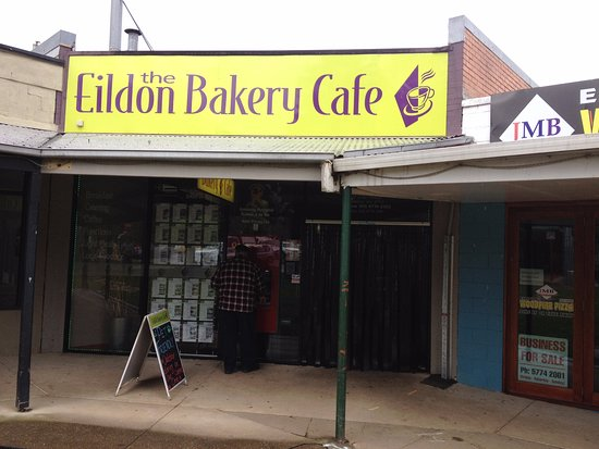 The Eildon Bakery Cafe - Accommodation Great Ocean Road