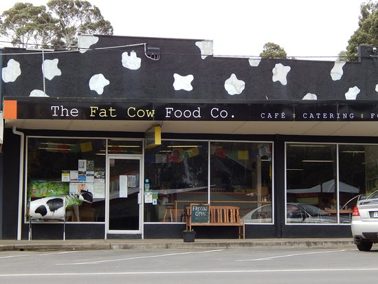 THE FAT COW Food Co. - Accommodation Great Ocean Road