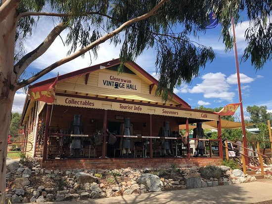 Vintage Hall Cafe - Accommodation Great Ocean Road