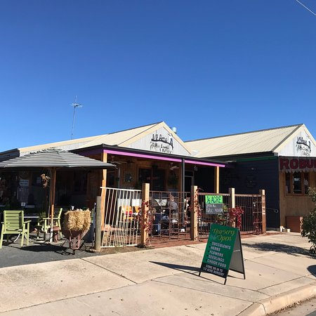 1/2 Acre Coffee Lounge  Nursery - Accommodation Great Ocean Road
