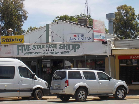 Five Star Cafe - Accommodation Great Ocean Road