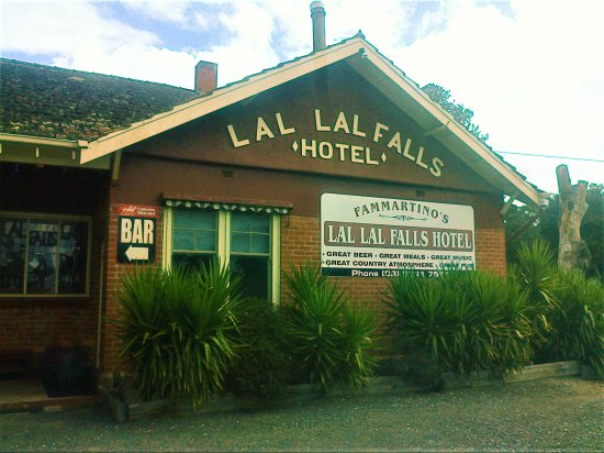 Lal Lal Falls Hotel - Accommodation Great Ocean Road