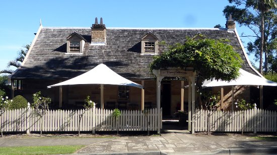 Banjo Paterson Cottage Restaurant - Accommodation Great Ocean Road