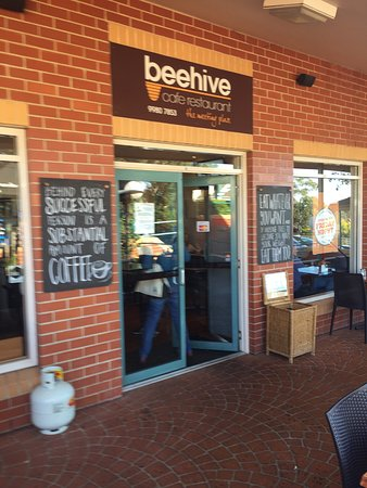 Beehive Cafe - Accommodation Great Ocean Road