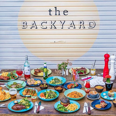 The Backyard Restaurant - Accommodation Great Ocean Road