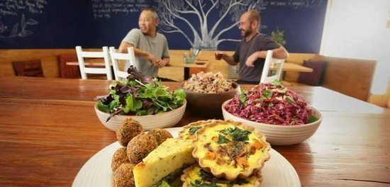 Organic Feast Wholefoods Cafe - Accommodation Great Ocean Road