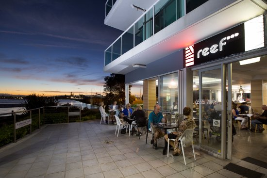 Reef Bar Grill - Accommodation Great Ocean Road