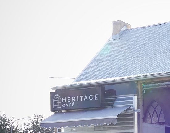 Heritage Cafe - Accommodation Great Ocean Road