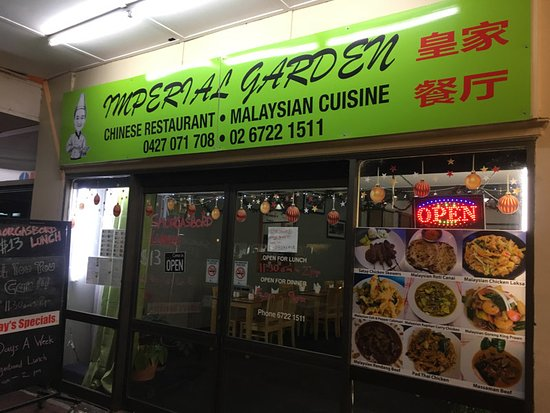 Imperial Garden Chinese Malaysian Cuisine - Accommodation Great Ocean Road