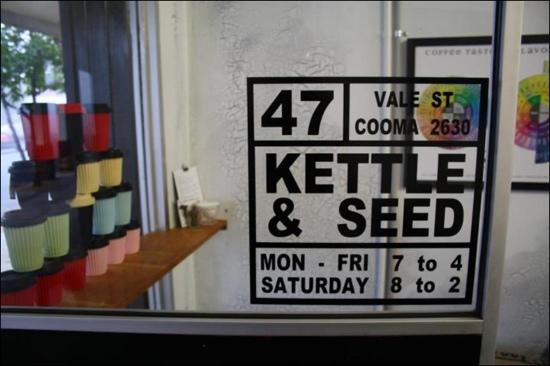 Kettle  Seed Cafe and Coffee Roaster - Accommodation Great Ocean Road