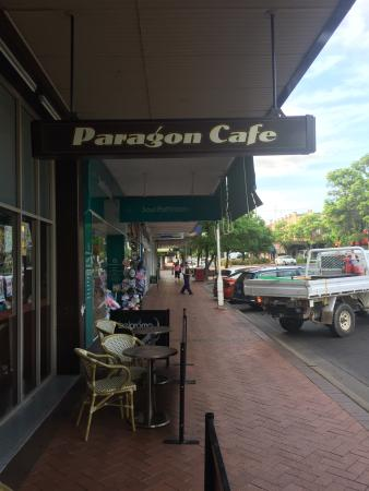 Paragon Cafe Parkes - Accommodation Great Ocean Road