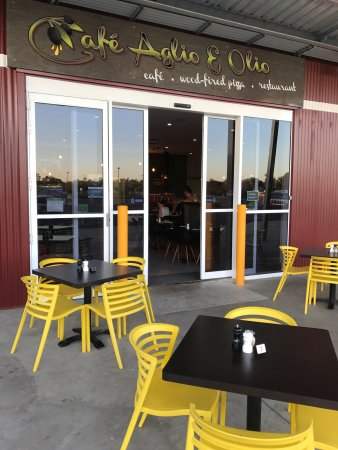Cafe Aglio E Olio - Accommodation Great Ocean Road