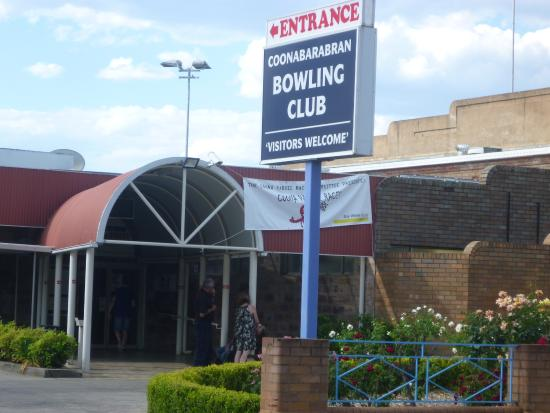 Coonabarabran Bowling Club - Accommodation Great Ocean Road