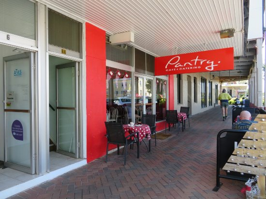 Pantry Cafe  Catering - Accommodation Great Ocean Road