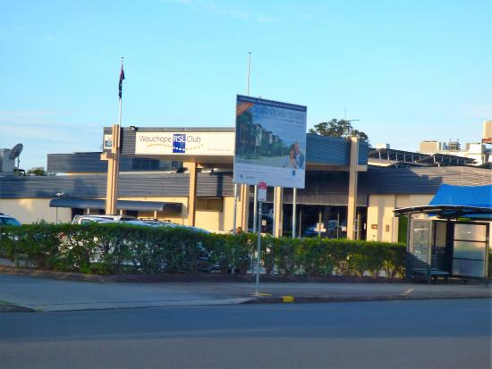 Wauchope RSL - Accommodation Great Ocean Road