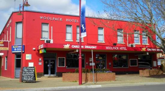 Woolpack Hotel Tumut - Accommodation Great Ocean Road