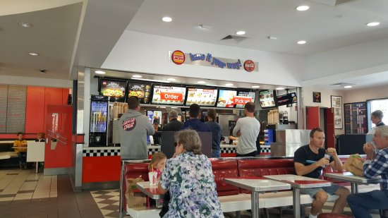 Hungry Jack's - Accommodation Great Ocean Road