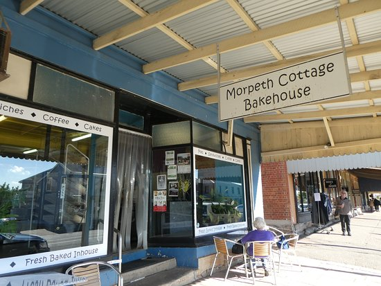 Morpeth Cottage Bakehouse - Accommodation Great Ocean Road