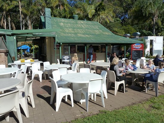 Stanwell Park Beach Kiosk - Accommodation Great Ocean Road