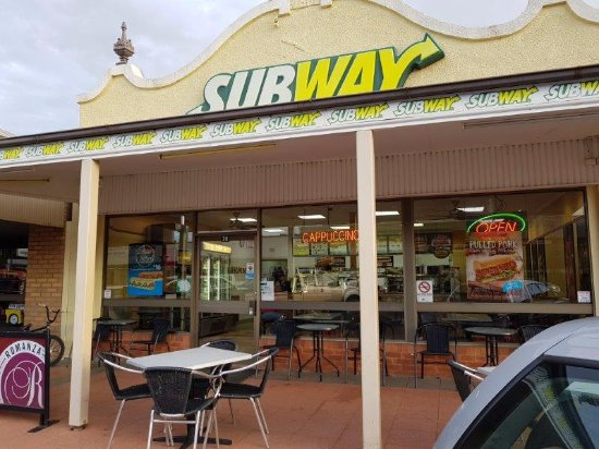 Subway - Accommodation Great Ocean Road